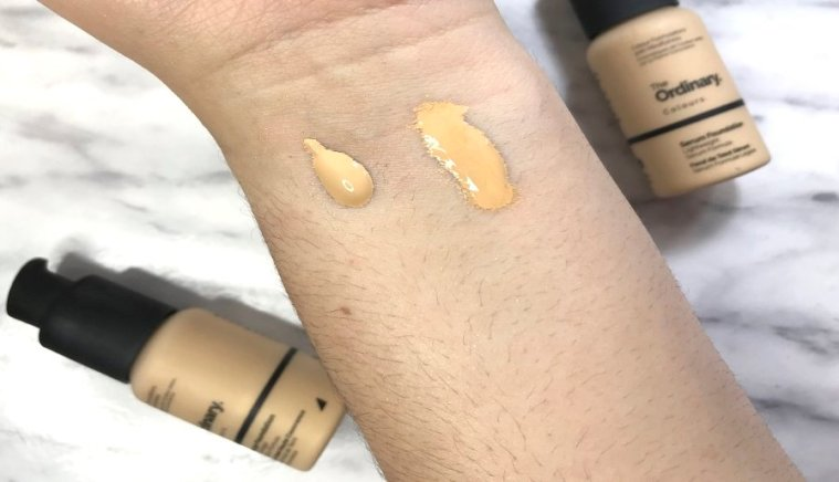 the ordinary coverage foundation españa the ordinary serum foundation opinion base de maquillaje the ordinary opiniones mejor base de maquillaje piel grasa 8