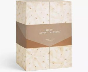 calendario de adviento de belleza 2019 calendario de adviento John Lewis 2019 madridvenek calendario de aviento beauty