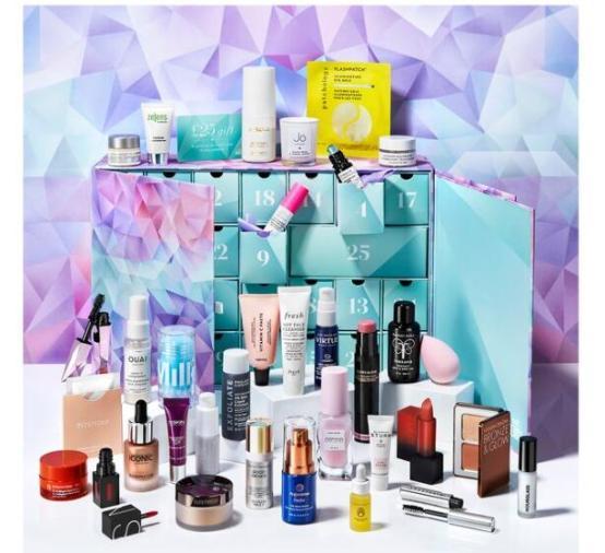 calendario de adviento de belleza 2019 calendario de adviento cult beauty 2019 madridvenek calendario de adviento beauty