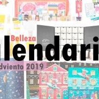 Calendarios de Adviento de Belleza 2019 ¡Ya están aquí!