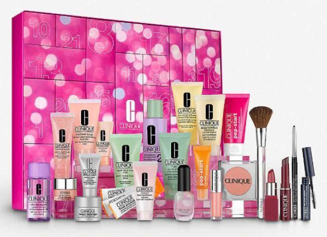 calendario de adviento de belleza 2019 calendario de adviento clinique 2019 madridvenek calendario de adviento beauty