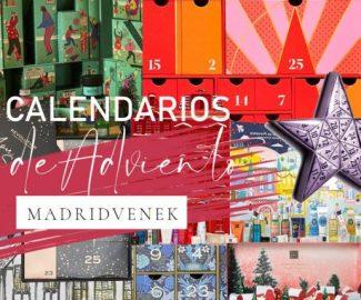 calendarios de adviento de belleza 2020 madridvenek