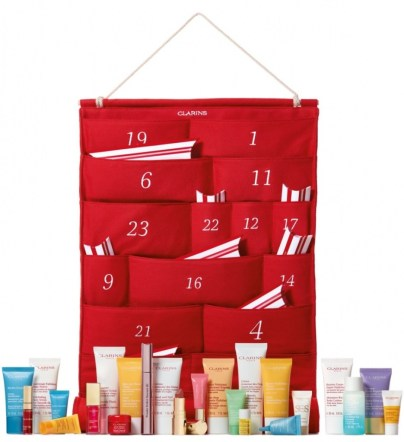 calendario de adviento clarins 2020 beauty advent calendar clarins 2020 madridvenek