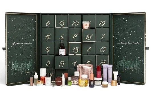 calendario de adviento harrods 2020 beauty advent calendar harrods 2020 madridvenek