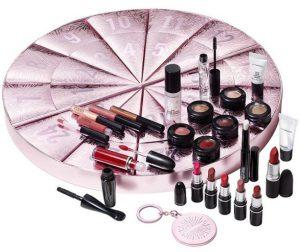 calendario de adviento mac cosmetics 2020 beauty advent calendar mac madridvenek
