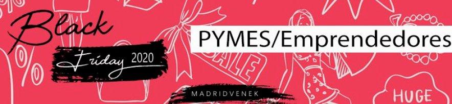 Black Friday 2020 pymes emprendedores descuentos maquillaje belleza madridvenek