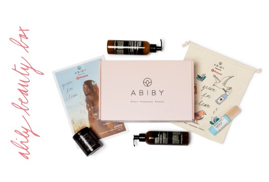 beauty box españa cajitas de belleza por suscripcion españa abiby