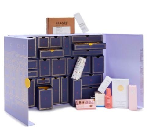 calendario de adviento de belleza 2021 calendario de adviento Selfridges 2021 comprar calendario de adviento maquillaje 2021