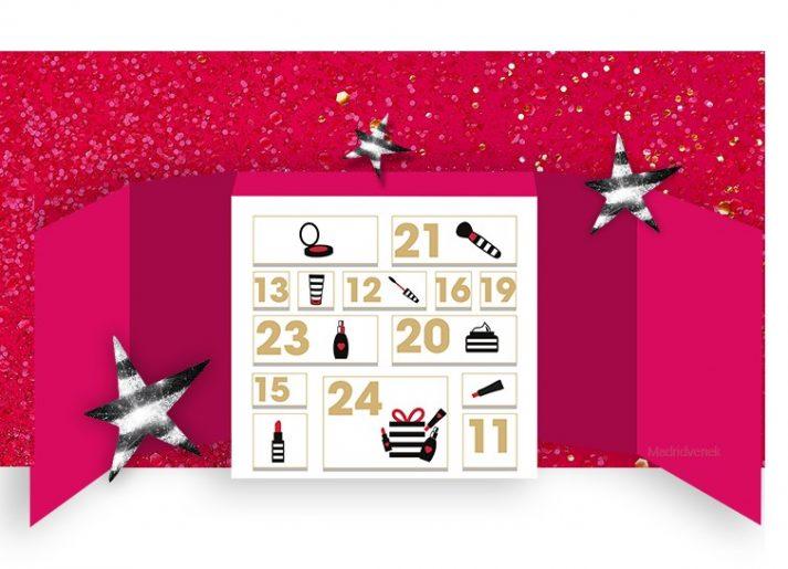 calendario de adviento de belleza 2021 calendario de adviento Sephora 2021 comprar calendario de adviento maquillaje 2021