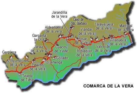 Comarca de La Vera