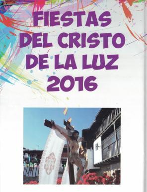 Cristo 2016 - Cartel
