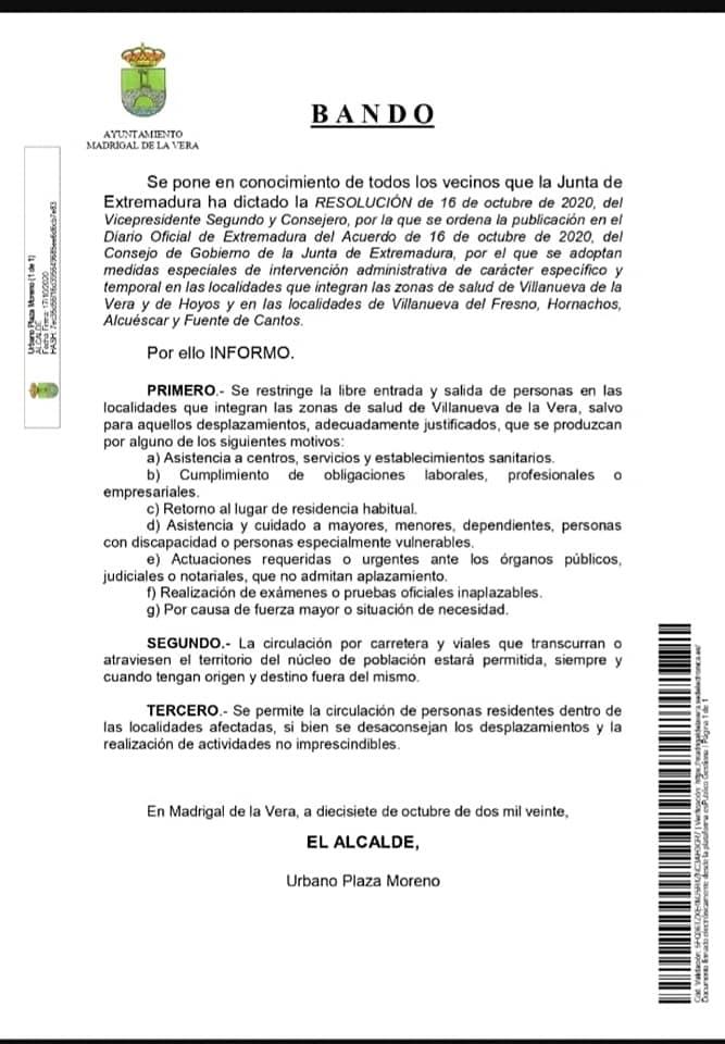 Bando COVID-19 - Octubre 2020 (1)