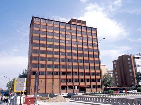 Antigua sede del Diario Arriba