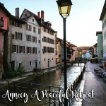 Annecy, France – A Peaceful Retreat