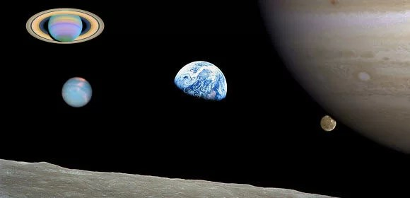 25 Amazing Photographs of Outer Space