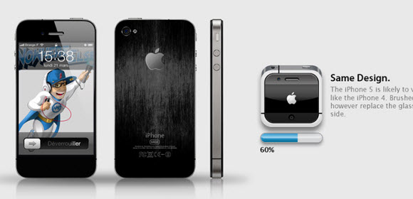 The Complete iPhone 5 Rumor Roundup