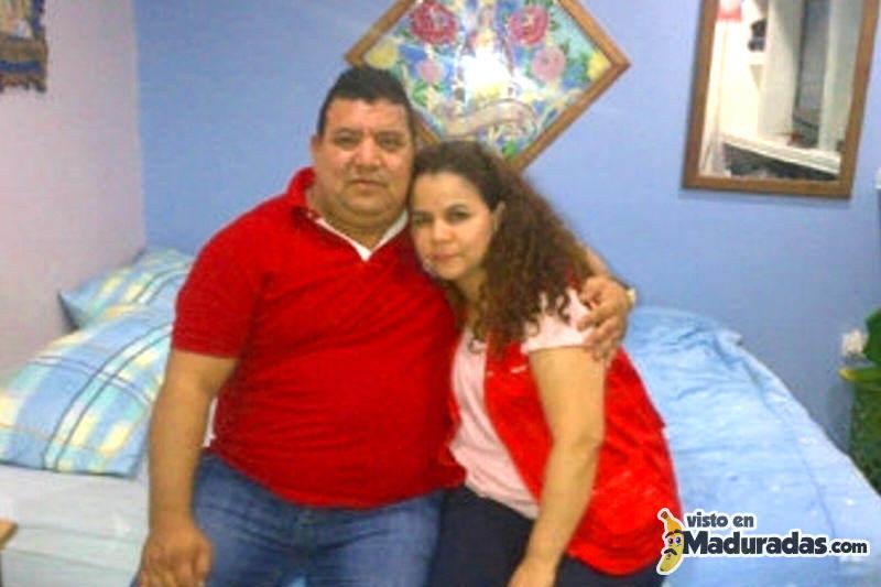Iris Varela abrazada con el pran de la cárcel de Margarita.