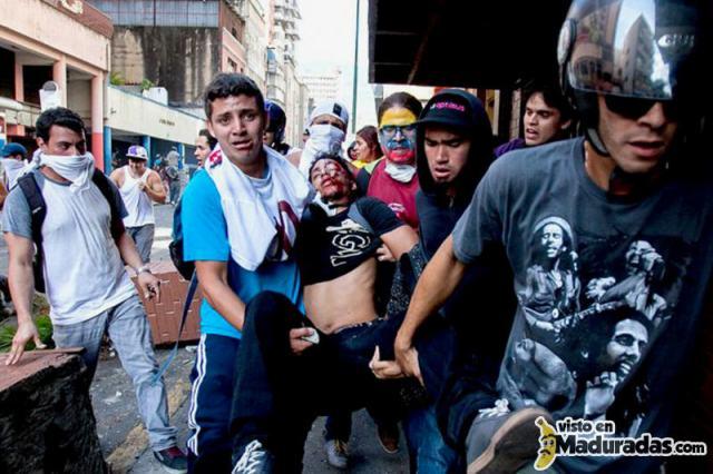 BASSIL MUERE ESTUDIANTE EN PROTESTA
