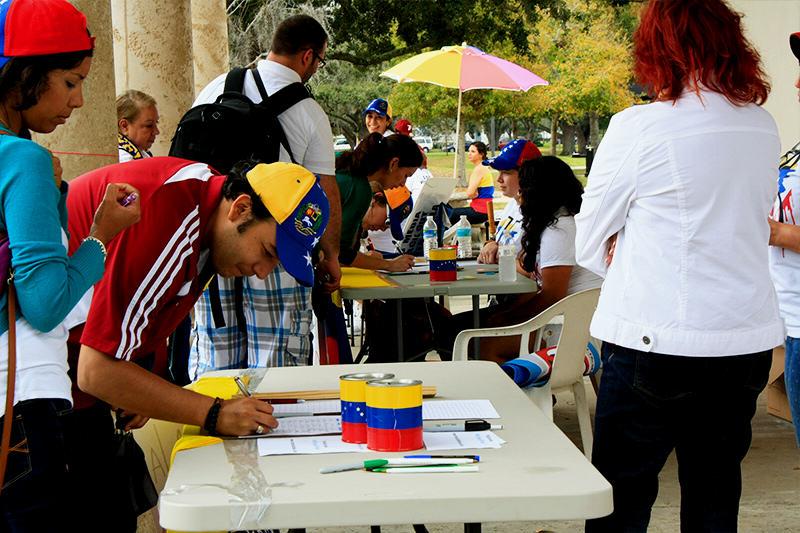 Maya Berry Spear SOS Venezuela