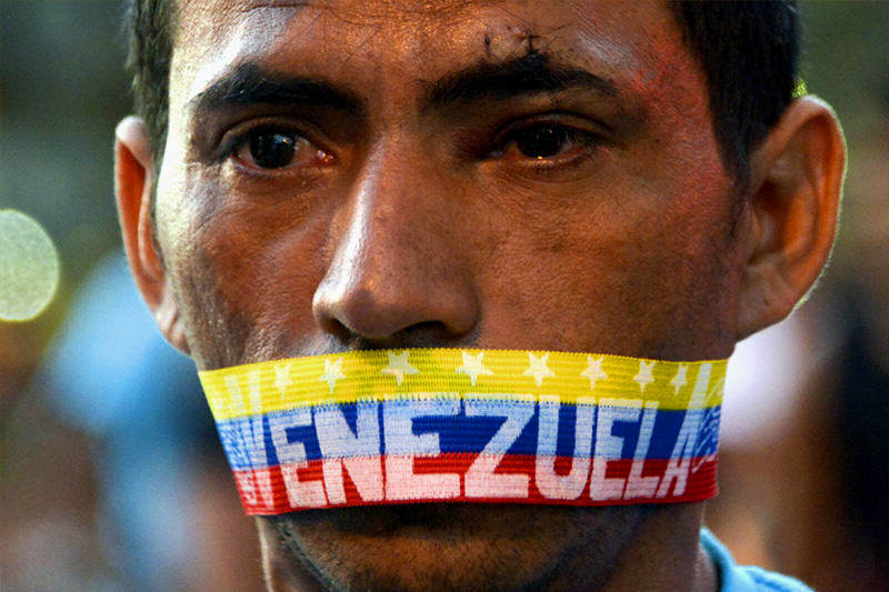 venezuela-protesta