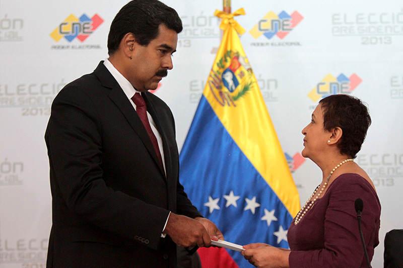 Maduro-y-Tibisay-Lucena