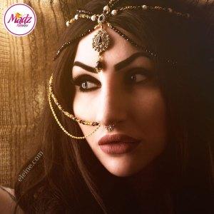 Madz Fashionz USA: Eleine Exquisite Nawab Bridal Nath Indian Nose Ring