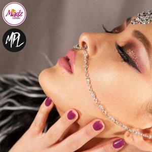 Madz Fashionz USA: MSPaintedlady Crystal Pearl Nose Ring Nath Indian Bullaku Nathu