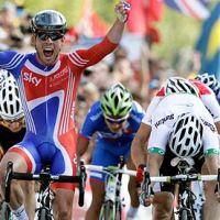 Tillykke til Mark Cavendish med VM i Landevejscykling 2011!