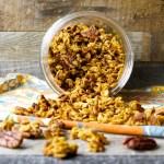 Pumpkin Spice Latte Granola