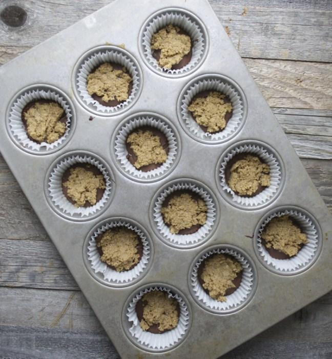 Sun Butter Caramel Cups #glutenfree www.maebells.com