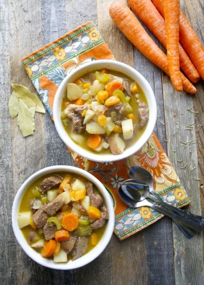 Rosemary Vegetable Beef Stew