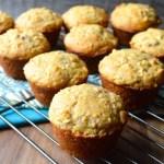 Honey Pecan Muffins