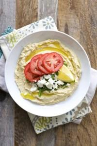 Feta Hummus!