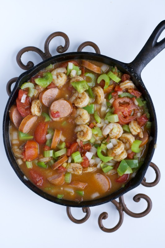 Quick and Easy Weeknight Jambalaya