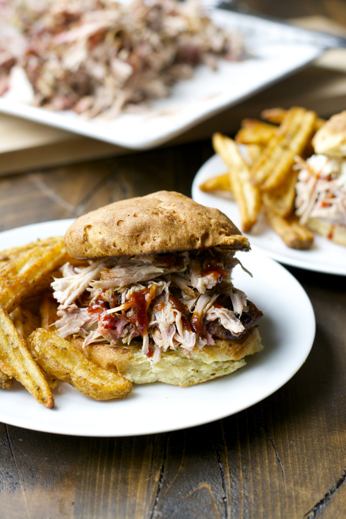 Perfect Pulled Pork! The ultimate BBQ! Learn how easy it is to smoke a boston butt!