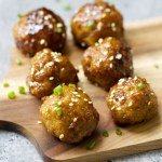 Spicy Asian Meatballs