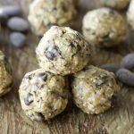 Almond Chocolate Chia Energy Bites