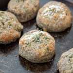 Rosemary Garlic Keto Dinner Rolls