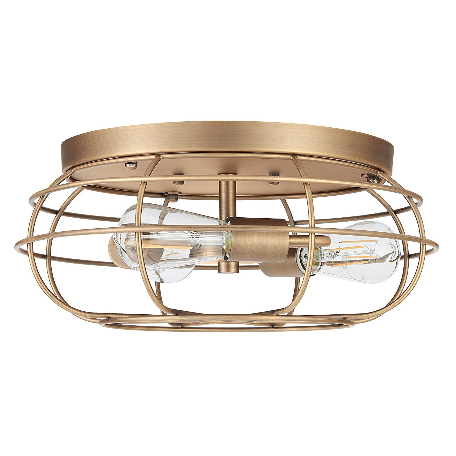 Beautiful and affordable brass lighting perfect for adding a touch of vintage charm to your home!