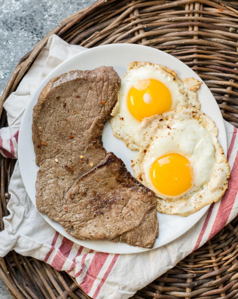 keto diet round steak recipe