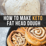 How to make Keto Fat Head Dough + Video