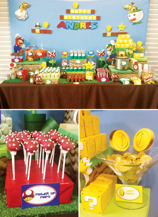 super-mario-brothers-dessert-table