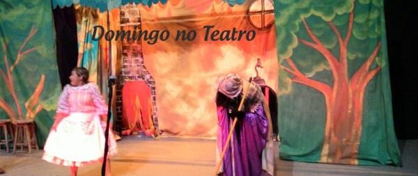 Teatro  - Peça João e Maria