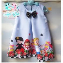 Vestido Trapézio Alice