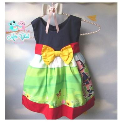 Vestidos Temáticos Infantis