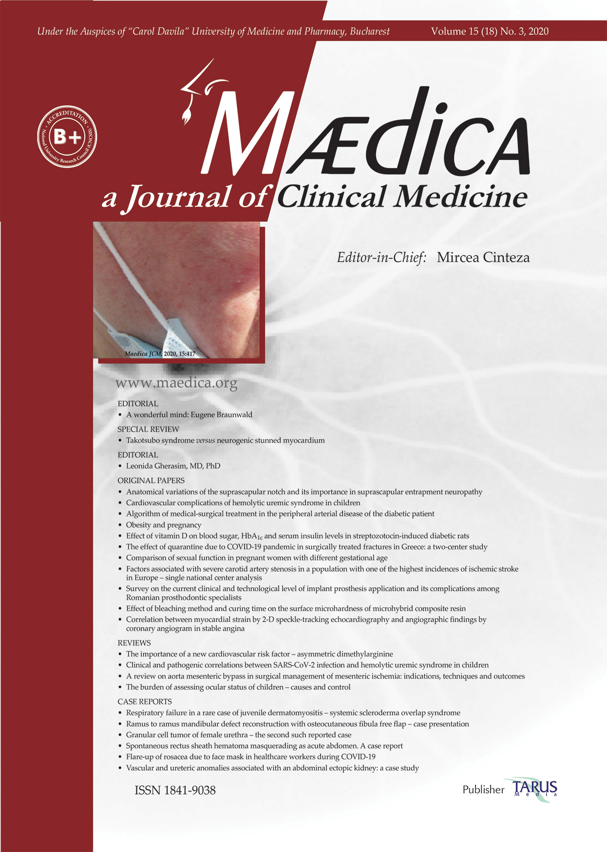 Peer Review Team M Dica A Journal Of Clinical Medicine