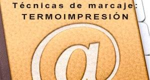 Marcaje-termoimpresion