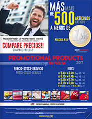 Stock Catalogue 2017 - Low Cost Products