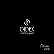 Catalogo Dídex 2018