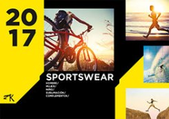 Catálogo Sportswear 2017
